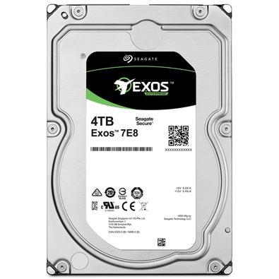 HD Seagate Exos 4TB, 7200 RPM, 128MB Cache, SAS 6.0Gb/s - ST4000NM0025