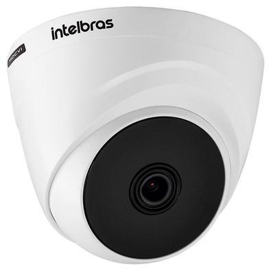 Câmera Dome HDCVI Lite1 Intelbras VHL 1120 D, Lente 3.6mm, IR 20m, HD, Infravermelho - 4565275