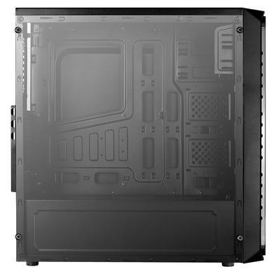 Gabinete Gamer Aerocool SI-5200 Window ATX, RGB, com FAN, Lateral e Frontal em Acrílico - 68557