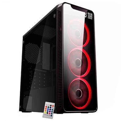 Computador Gamer NTC Vulcano II 7104, Intel Core i5 9400, 8GB, SSD 480GB, Windows 10 PRO + Versão de Avaliação 30 dias