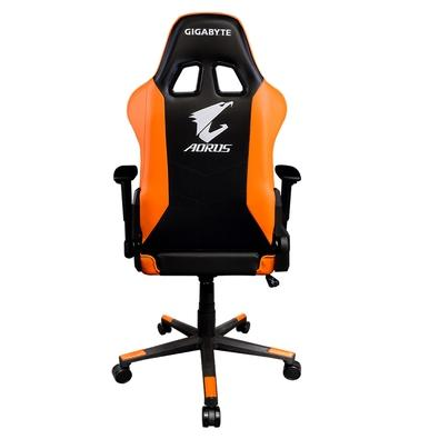 Cadeira Gamer Gigabyte AORUS AGC300 Black/Orange - GP-AGC300 V2