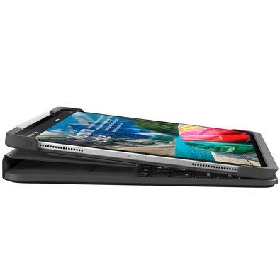 Capa Logitech Slim Folio Pro Com Teclado Iluminado Para iPad Pro 12.9´ 3ª Geração Grafite - 920-009124