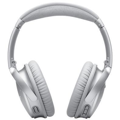 Headphone Bluetooth Bose QuietComfort35, Prata - 789564-0020