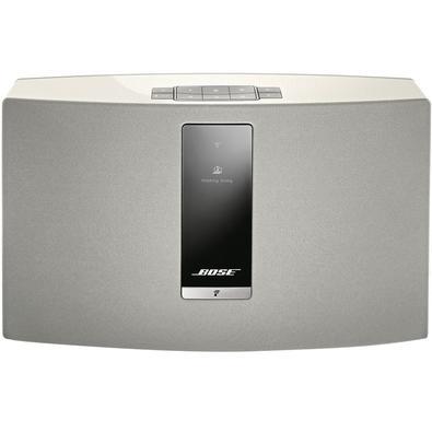 Caixa de Som Portátil Bose SoundTouch20, Bluetooth, Branco - 738063-1200