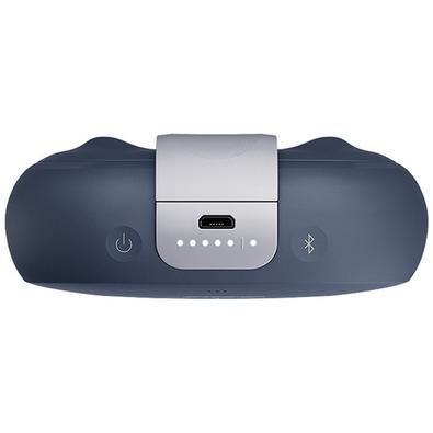 Caixa de Som Portátil Bose Soundlink Micro, Bluetooth, Azul - 783342-0500
