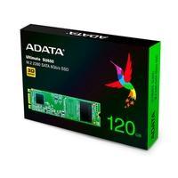SSD Adata Ultimate SU650 120GB, M.2, Leituras: 550MB/s e Gravações: 410MB/s - ASU650NS38-120GT-C