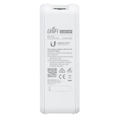 Mini Servidor Ubiquiti UniFi, Cloud Key 4C - UC-CK