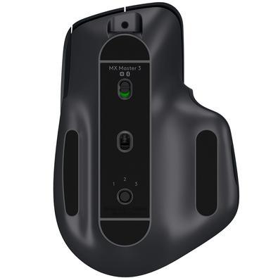 Mouse Logitech MX Master 3 Sem Fio Recarregável Tecnologia Flow Unifying 4000DPI
