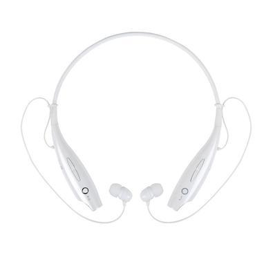 Fone de Ouvido Bluetooth Hardline HPS 730, com Microfone, Recarregável, Branco - 2010311300