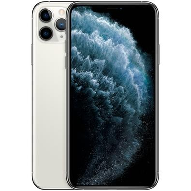 iPhone 11 Pro Max Prata, 256GB - MWHK2