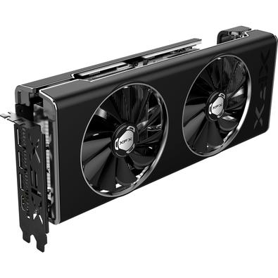 Placa de Vídeo XFX AMD Radeon 5700XT THICC II Ultra 8GB, GDDR6 - RX-57XT8DBD6