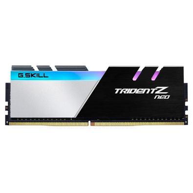 Memória G.Skill Trident Z Neo RGB, 16GB (2x8GB), 3600MHz, DDR4, CL16 - F4-3600C16D-16GTZNC