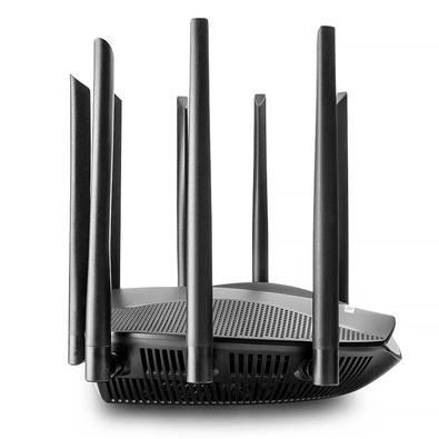 Roteador Multilaser Gigabit AC2600 Mbps, 8 Antenas - RE016