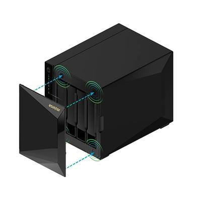 Storage Asustor NAS, 16TB, 4 Baias - AS4004T16000