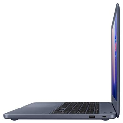 Notebook Samsung Essentials E20, Intel Celeron 4205U, 4GB, HD 500GB, Windows 10 Home, 15.6´, Titânio Metálico - NP350XBE-KDABR