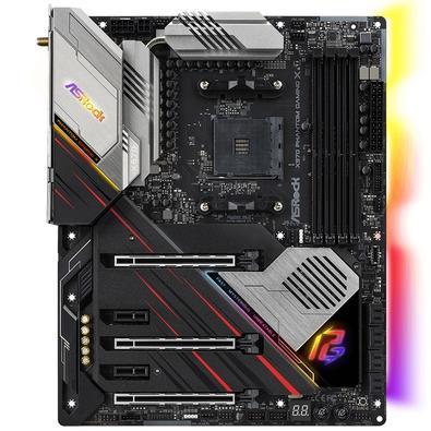 Placa-Mãe ASRock X570 Phantom Gaming X, AMD AM4, ATX, DDR4