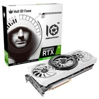 Placa de Vídeo Galax NVIDIA GeForce RTX 2070 Super HOF 10th Anniversary Edition White 8GB, GDDR6 - 27ISL6UC51WA