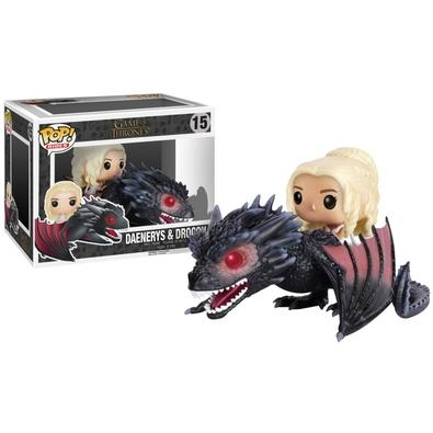 Funko POP! Daenerys & Drogon, Game of Thrones - 7235