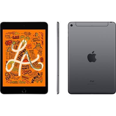 iPad Mini 5, Tela 7.9´, 64GB, Wi-Fi + Celular, Cinza Espacial - MUX52BZ/A