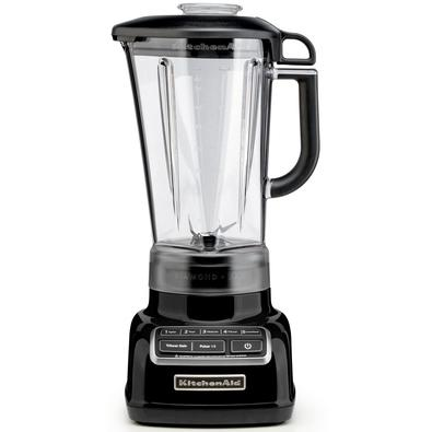 Liquidificador KitchenAid Diamond, 5 Velocidades, 650W, 110V, Onyx Black - KUA15AEANA