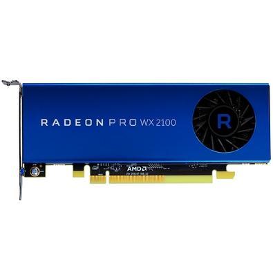 Placa de Vídeo AMD Radeon Pro WX 2100, 2GB, GDDR5 - 100-506001