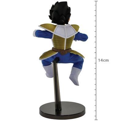 Action Figure Dragon Ball Z World Colosseum 2 Vol.6, Vegeta - 34867/34868