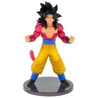 Action Figure Dragon Ball GT Blood Of Saiyans Special III, Super Saiyan 4 Goku - 34948/34949