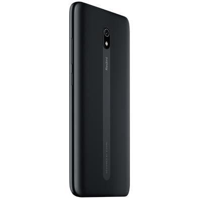 Smartphone Xiaomi Redmi 8A, 32GB, 12MP, Tela 6.22´ , Preto + Capa Protetora - CX282PRE