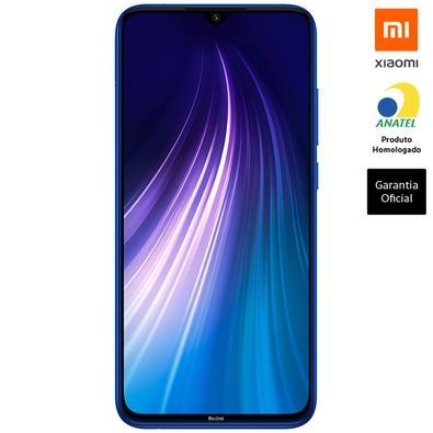 Smartphone Xiaomi Redmi Note 8, 128GB, 48MP, Tela 6.3´, Azul + Capa Protetora - CX287AZU
