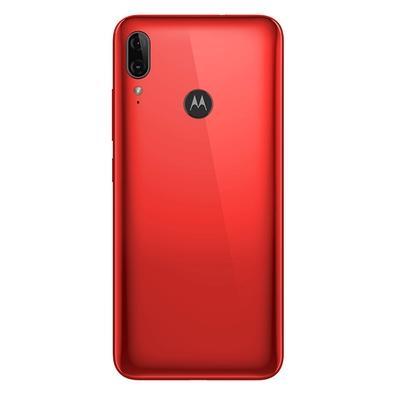 Smartphone Motorola Moto E6 Plus, 32GB, 13MP, Tela 6.1´, Vermelho - XT2025