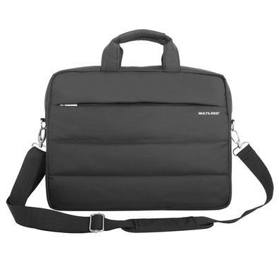 Case Multilaser, para Notebook até 15.6´, Nylon, Preto - BO397