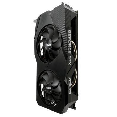 Placa de Vídeo Asus NVIDIA Dual GeForce GTX 1660 OC 6GB, GDDR5 - DUAL-GTX1660-O6G-EVO