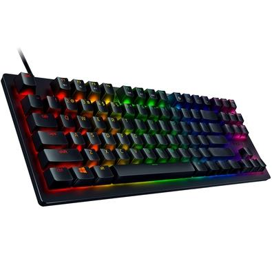 Teclado Gamer Razer Huntsman Tournament,  Chroma, Razer Switch Red, US - RZ03-03080200-R3U1