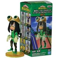 Action Figure My Hero Academia World Collectable, Froppy - 29452/29457