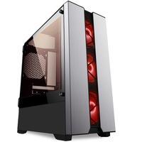 Computador Gamer 3Green Dragonforce Z22-1, AMD Athlon 200GE, 8GB, 500GB, Linux, Prata - 28545