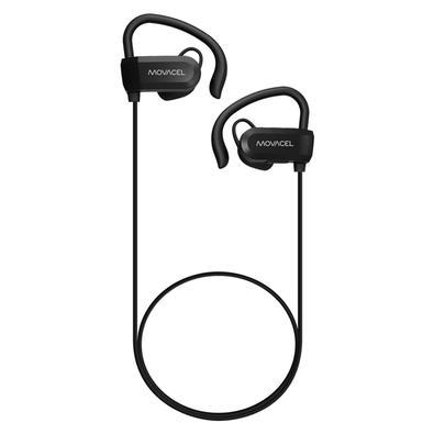 Fone de Ouvido Bluetooth Movacel SH70, com Microfone, Recarregável - SH070BK