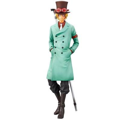 Action Figure One Piece Stampede Movie DXF The Grandline Men Vol.2, Sabo TBA - 29572/29573
