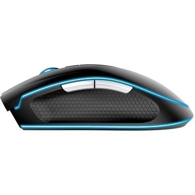 Kit Gamer Gamdias Zeus E1A - Mouse Zeus E1 + Mousepad NYX E1, Speed, Médio (240x180mm) - ZEUS E1A+NYX E1