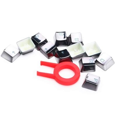 Keycaps para Teclado Gamer Redragon A103GR, Cinza - A103G