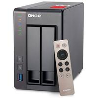 Storage Qnap NAS TS-251+, 2GB, Sem Disco, 2 Baias - TS-251+-2G