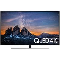 Smart TV QLED 75´ UHD Samsung, 4 HDMI, 3 USB, Bluetooth, Wi-Fi, Modo Ambiente, Pontos Quânticos, HDR - QN75Q80RAGXZD