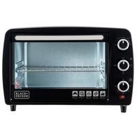 Forno Elétrico Black + Decker Bake Chef, 16 Litros, 220V, Preto e Inox - FT16-B2