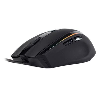 Mouse Gamer Hoopson GX18 Kata, RGB, 5 Botões, 4000DPI - GX-18