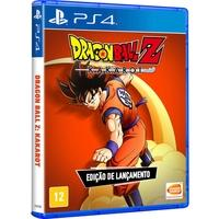 Game Dragon Ball Z: Kakarot - Edição de Lançamento - PS4