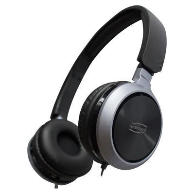 Headphone Newlink Premium Black, P2 - HS115