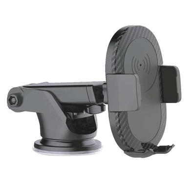 Carregador Veicular Wireless Elgin, 5W, Cabo Micro USB - 46RCSFCAR00