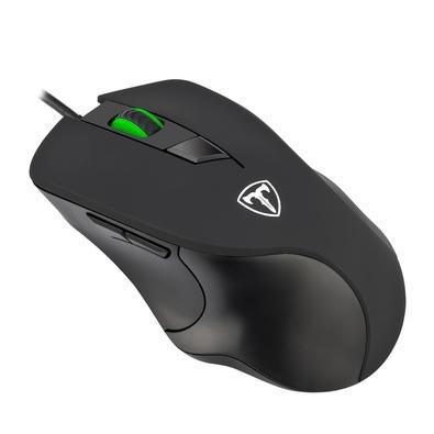Mouse Gamer T-Dagger Detective T-TGM109, 6 Botões, 3200DPI - T-TGM109