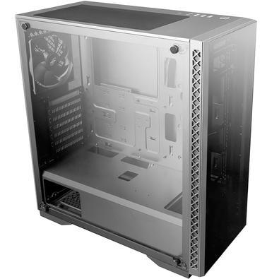 Gabinete Gamer Deepcool Matrexx 50 ADD-RGB 4F, Mid Tower, RGB, Lateral e Frontal em Vidro - DP-ATX-MATREXX50-AR-4F-NE
