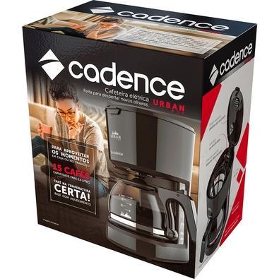 Cafeteira Elétrica Cadence Urban Pop CAF310, 600W, 220V - CAF310