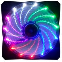 Cooler FAN G-Fire 120mm, LED Rainbow - EW1512R